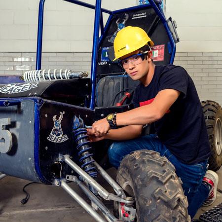Licenciatura en Ingeniería Industrial en Univermilenium