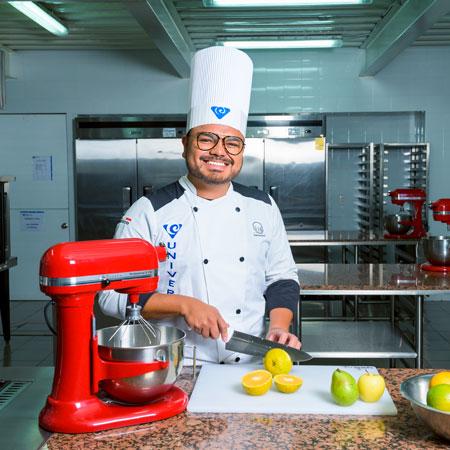 Licenciatura en Gastronomía en Univermilenium