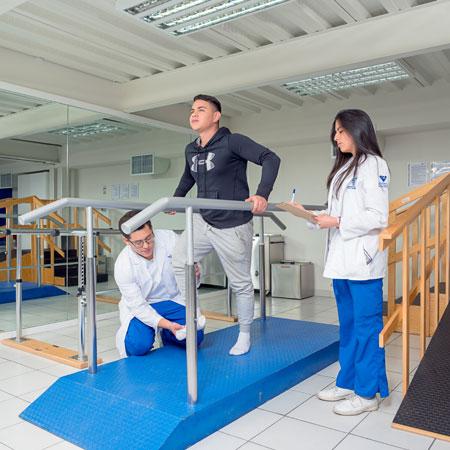 Licenciatura en Terapia Física en Univermilenium